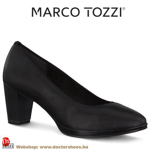 Marco Tozzi Tref black | DoctorShoes.hu