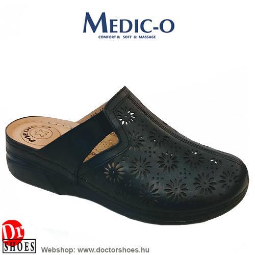 MEDICO Smell black   DoctorShoes.hu