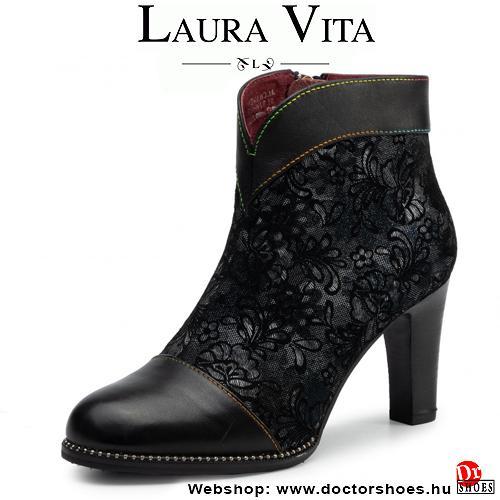 Laura Vita Baneo black | DoctorShoes.hu