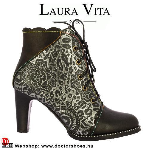 Laura Vita Alba black | DoctorShoes.hu