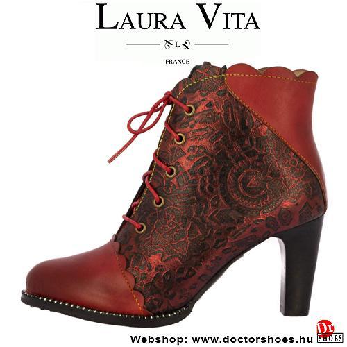 Laura Vita Alba red | DoctorShoes.hu