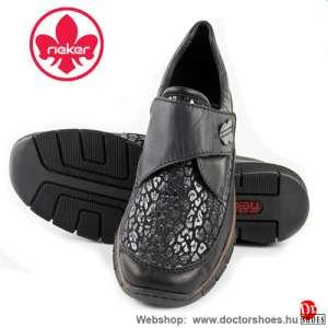 Rieker Fima black | DoctorShoes.hu