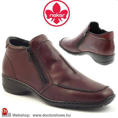 Rieker Futter bordó | DoctorShoes.hu