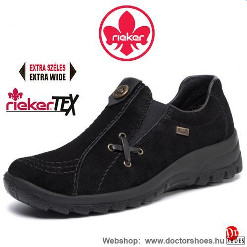 Rieker Doba black   DoctorShoes.hu