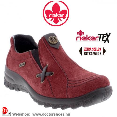 Rieker Doba red | DoctorShoes.hu