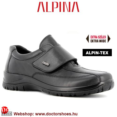 ALPINA Kera black | DoctorShoes.hu