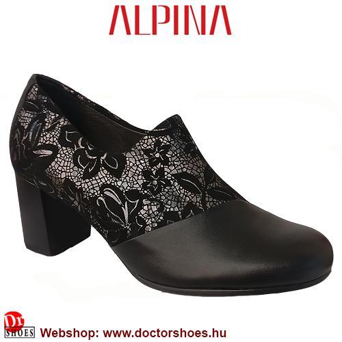 ALPINA Portia black | DoctorShoes.hu