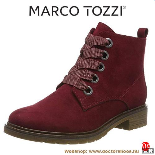 Marco Tozzi Amor red | DoctorShoes.hu