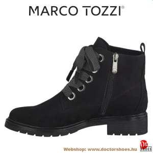 Marco Tozzi Amor black   DoctorShoes.hu