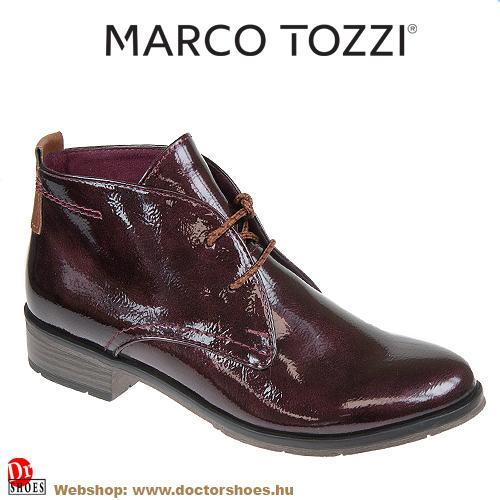 Marco Tozzi Sira bibor | DoctorShoes.hu