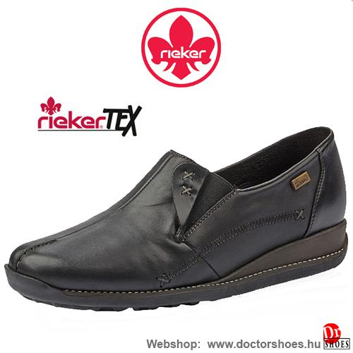 Rieker Rent black | DoctorShoes.hu
