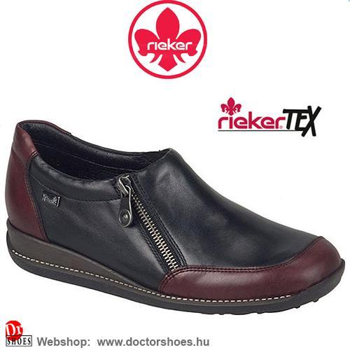 Rieker Grot red-black | DoctorShoes.hu