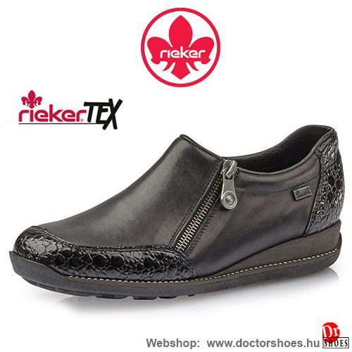 Rieker Grot black | DoctorShoes.hu