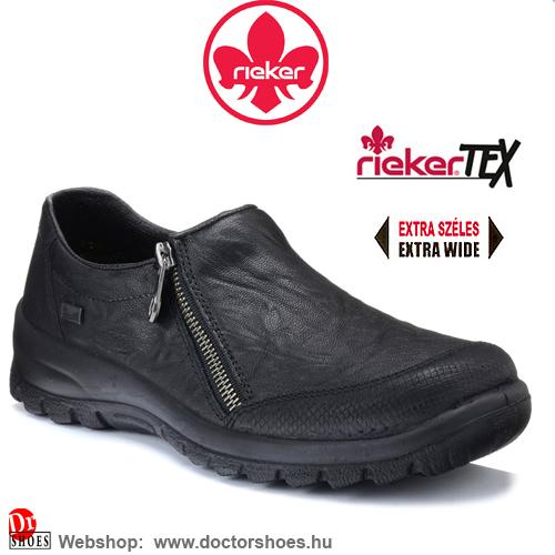 Rieker Guda black | DoctorShoes.hu