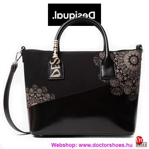 DESIGUAL Holbox black | DoctorShoes.hu