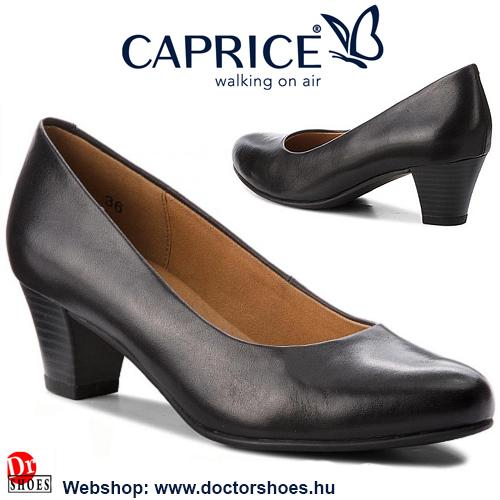 Caprice Basic black | DoctorShoes.hu