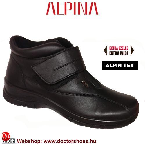 ALPINA Alec black | DoctorShoes.hu
