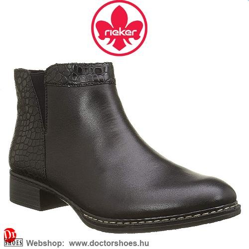 Rieker Srom black | DoctorShoes.hu