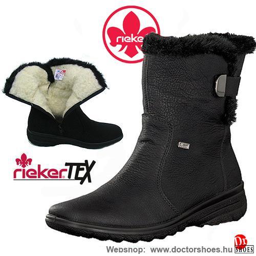 Rieker Stretta black | DoctorShoes.hu
