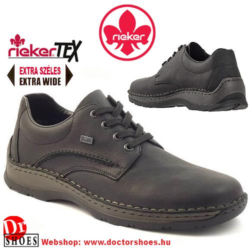 Rieker Botta black | DoctorShoes.hu