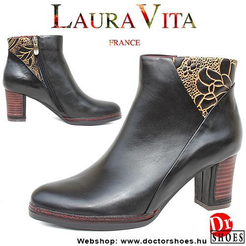 Laura Vita Angel black | DoctorShoes.hu