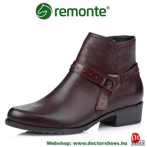 Remonte Abra bordó | DoctorShoes.hu