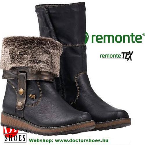 Remonte Rabbit black | DoctorShoes.hu