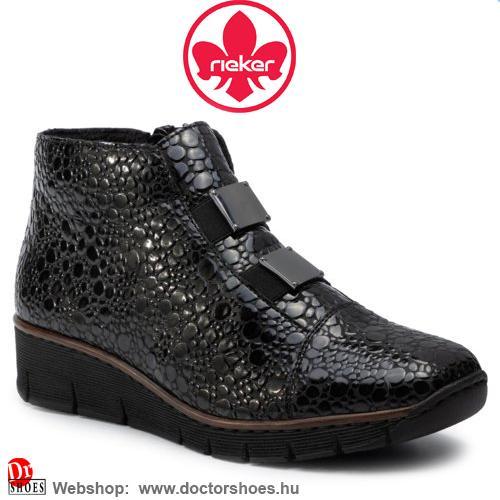 Rieker Konteo black | DoctorShoes.hu