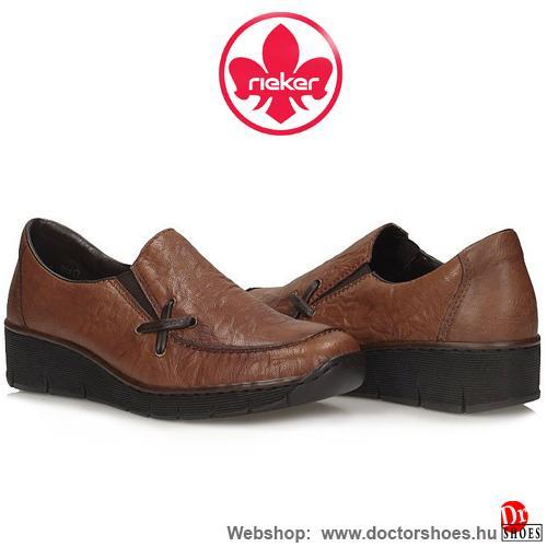 Rieker Padoba braun | DoctorShoes.hu