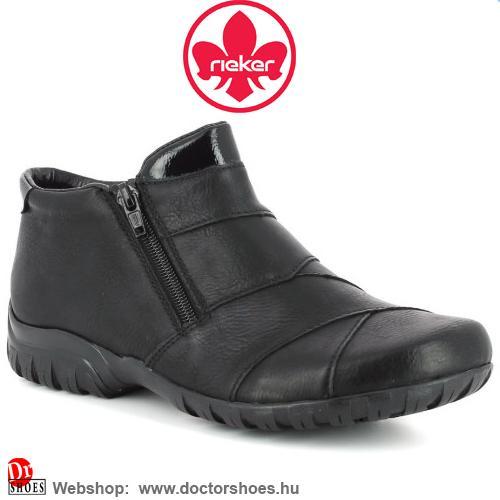 Rieker Doran black | DoctorShoes.hu