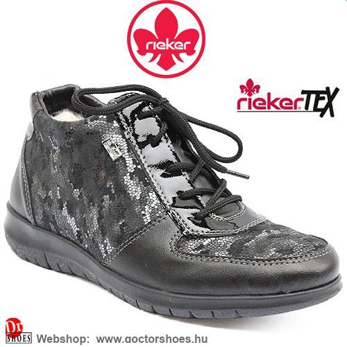 Rieker Getta black | DoctorShoes.hu