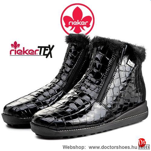 Rieker ETNA black | DoctorShoes.hu