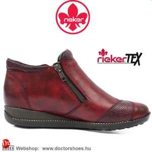 Rieker Feron bordó | DoctorShoes.hu