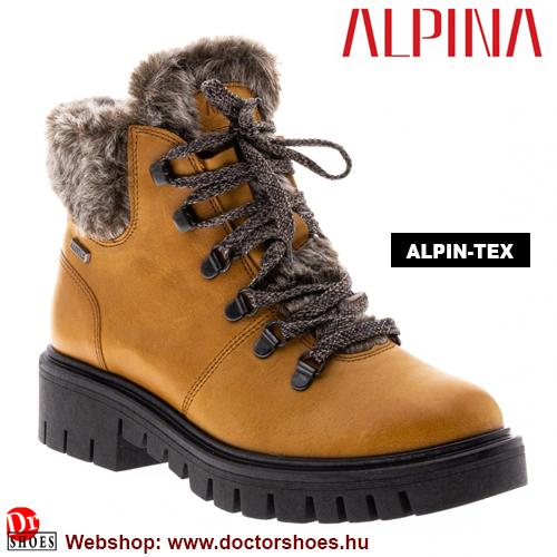 ALPINA LILI yellow | DoctorShoes.hu