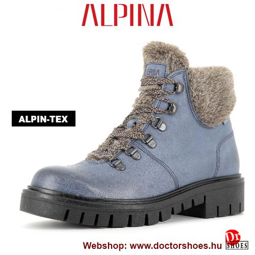 ALPINA Lili blue   DoctorShoes.hu