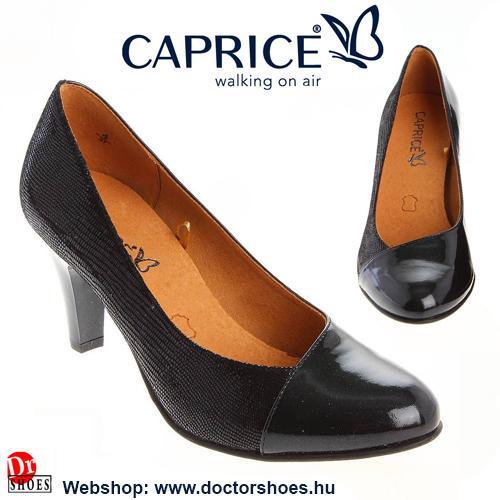 Caprice Megi black | DoctorShoes.hu