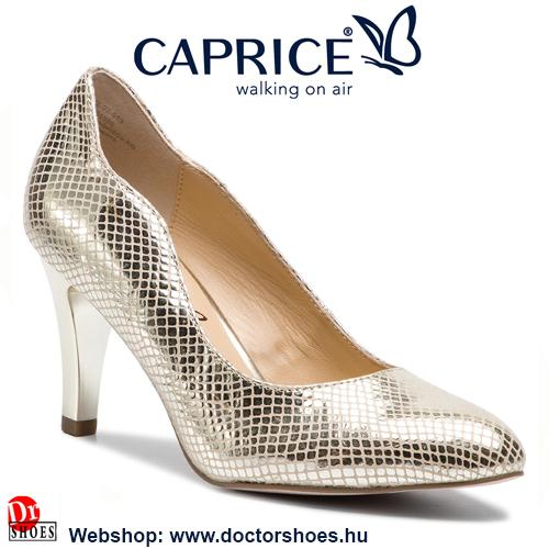 Caprice Wox silver | DoctorShoes.hu