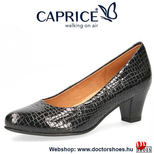 Caprice Krok black | DoctorShoes.hu