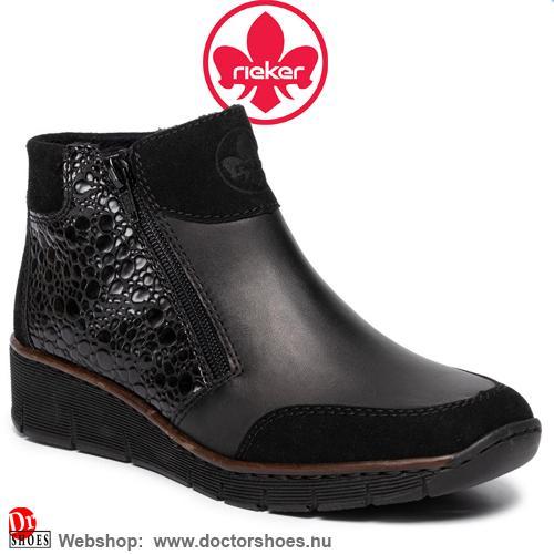 Rieker Tova black | DoctorShoes.hu