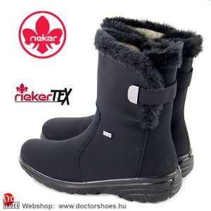 Rieker Stret black | DoctorShoes.hu