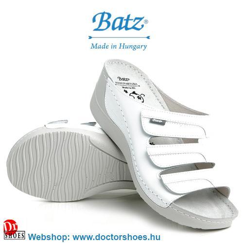 Batz Olga fehér | DoctorShoes.hu
