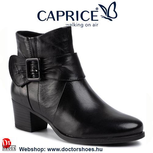 Caprice Boama black | DoctorShoes.hu