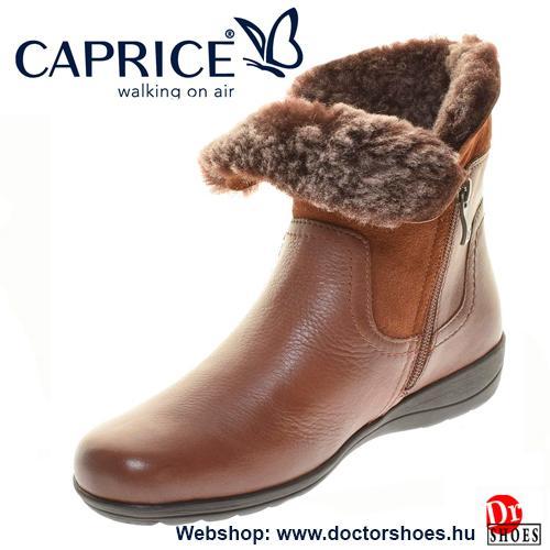 Caprice TEDDY black | DoctorShoes.hu