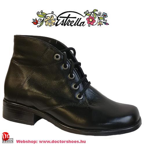Estrella Irisz black | DoctorShoes.hu