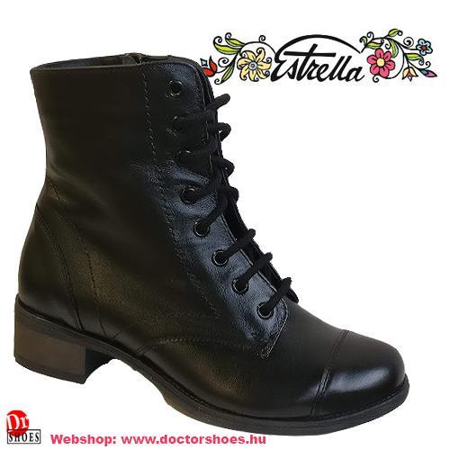 Estrella Knoll black | DoctorShoes.hu