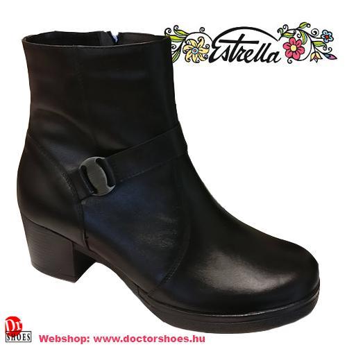 Estrella Gruda black | DoctorShoes.hu