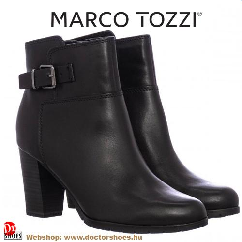 Marco Tozzi Ruta black | DoctorShoes.hu