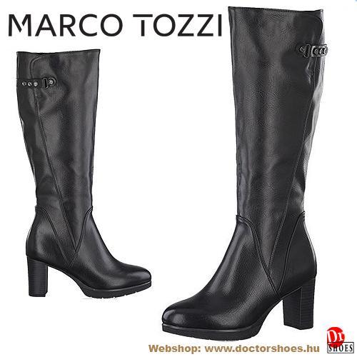 Marco Tozzi Korta black | DoctorShoes.hu