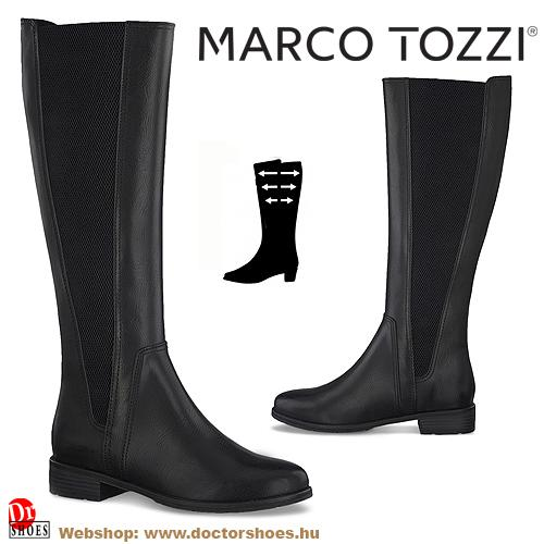 Marco Tozzi Bros black | DoctorShoes.hu