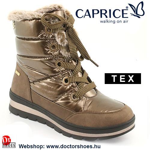Caprice TRENO bronz | DoctorShoes.hu